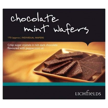 Lichfields Chocolate Mint Wafers 1KG